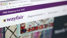 Wayfair shares sink after two top executives announce their retirements