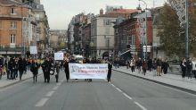 Toulouse: Levée de boucliers après l'interpellation d'un lycéen de 17 ans en marge de la manifestation