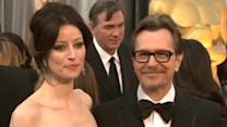 Actor Gary Oldman comments on Gibson