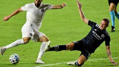 Foot - MLS - MLS: Gonzalo Higuain (Inter Miami) rappelé à l'ordre par son entraîneur
