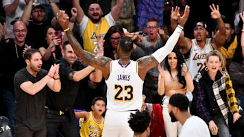 Study finds Lakers fans are the best in the NBA