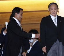 Japan PM tells South Korea it's time to fix strained ties