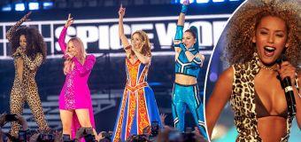 Mel B backtracks on Spice Girls Aussie concert