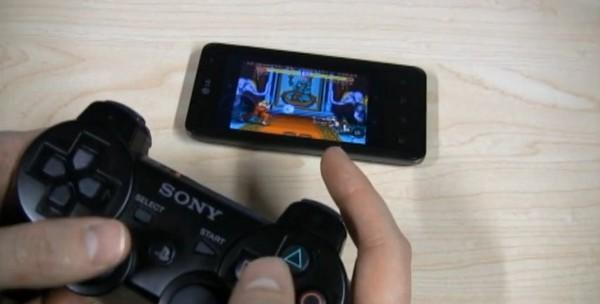 Sixaxis Controller Android app makes firing off hadoukens easy as pie (video)
