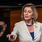 Pelosi calls a reporter's question about whether she 'hates' Trump 'really disgusting to me'