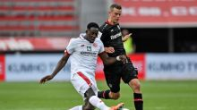 Palace sign French striker Mateta on loan