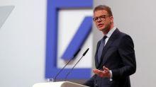 Deutsche, Commerzbank CEOs warn of ECB rate cut side effects