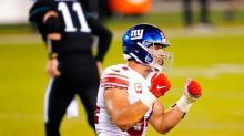 Giants Blow 11-point Lead To Eagles In Final Five Minutes