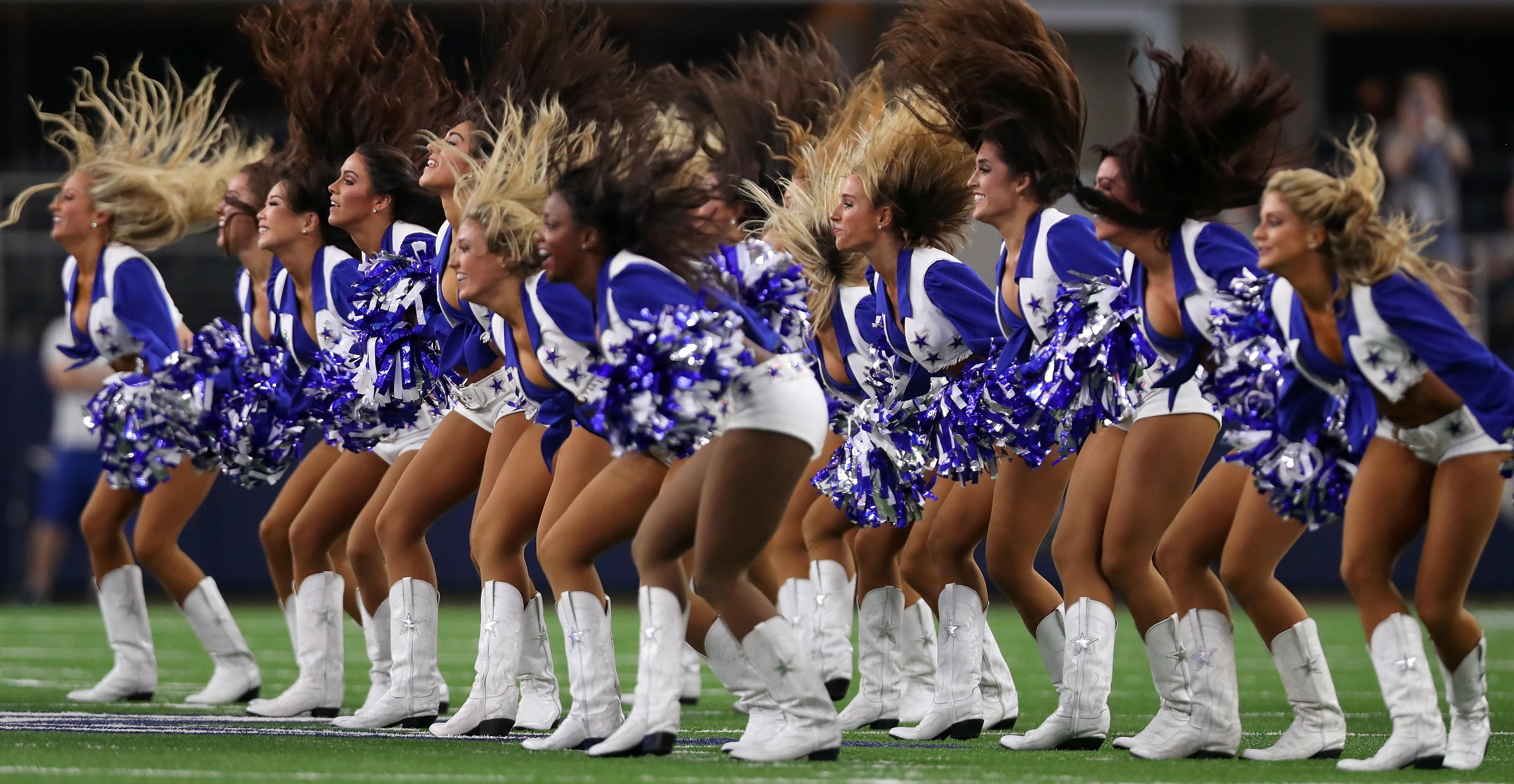 Sie Wird Cheerleaderin