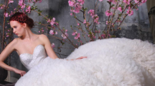 Christian Siriano's new bridal line includes plus sizes, because duh, why wouldn't he?