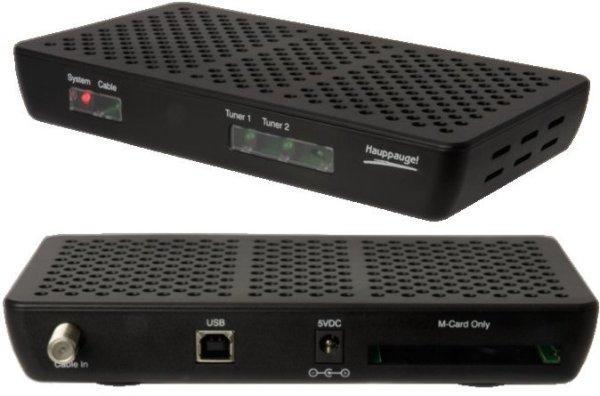 Hauppauge USB CableCARD tuner announced on Facebook, ships later this month for $129