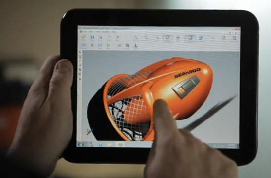 HP demos Citrix running on Touchpad, tries to make webOS corporation-friendly (video)
