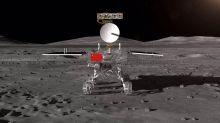 China encontra rochas intrigantes no lado afastado da Lua