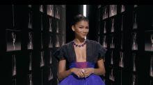 Zendaya es la mejor vestida de los Emmy 2020 con este look violeta