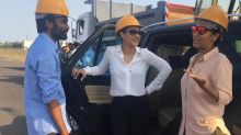 Kajol wraps up the shooting of her Tamil film, VIP 2