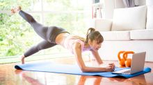 How to stay motivated when you're working out from home