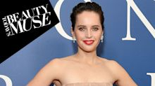How to recreate Felicity Jones' modern regal look from the red carpet