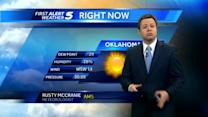 Friday night forecast weekend outlook