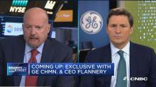 Jim Cramer: GE was run like a country club, it was a disg...