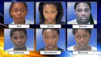 Plea by 1 of 6 charged in Pa. videotaped beating