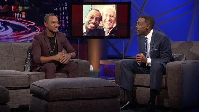 Terrence J Goes From '106 & Park' To The White House