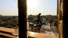 US-backed force 'mopping up' last IS holdouts in Raqa