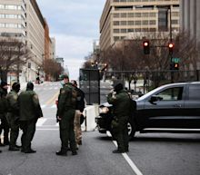 Woman arrested at inauguration checkpoint in D.C. said she was Cabinet member, police say