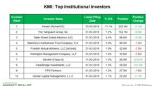 Here Are the Top Institutional Investors in Kinder Morgan