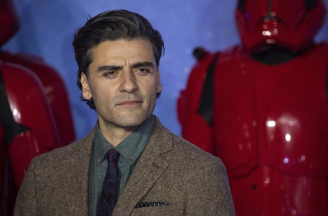 Oscar Isaac will play Solid Snake in a 'Metal Gear Solid' movie