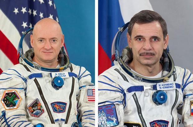 NASA, Roscosmos pick seasoned astronauts for year-long ISS trip