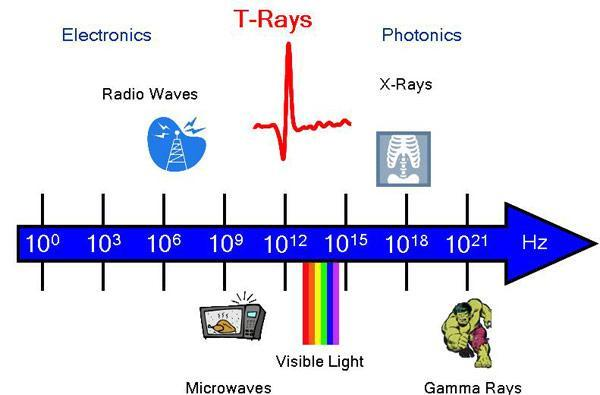 T-rays produce 3Gbps short-range wireless, make WiFi pout in the corner