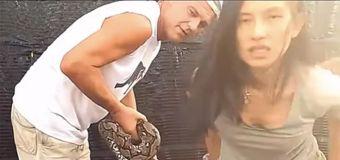 Yuyee reaparece en un vídeo de Frank Cuesta tras salir de prisión