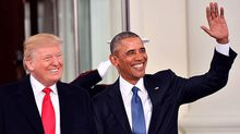 Donald Trump Ties Barack Obama as Most Admired Man of 2019 in New Gallup Poll