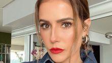 Deborah Secco lembra romance com homem casado: 'Estava infeliz'