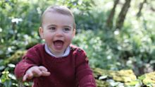 Three new photos of Prince Louis released to celebrate his first birthday