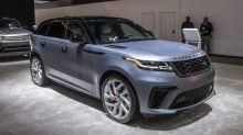 Land Rover design chops on display in New York