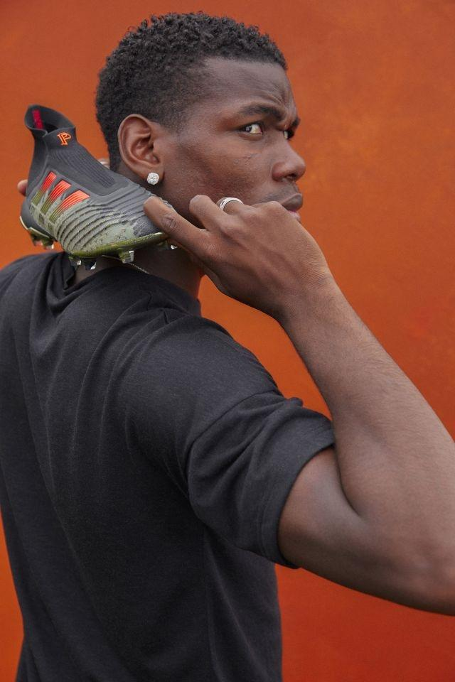 cfbf67658325 Adidas unveils the adidas Soccer x Paul Pogba Collection Season IV