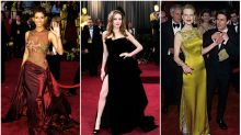 10 of the most memorable Oscars gowns ever