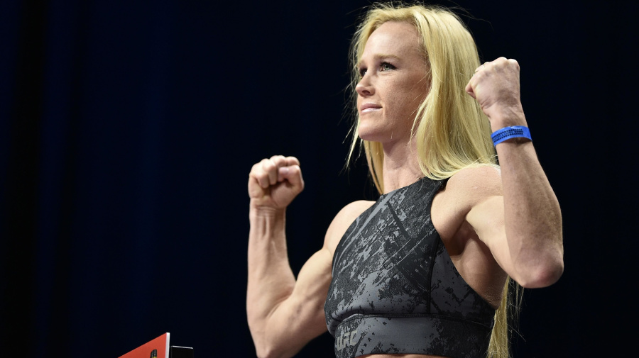 Holly Holm on the evolution of women's MMA