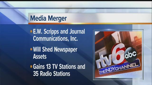 E.W. Scripps Co. (SSP) shedding newspaper assets to become nation's 5th largest broadcasting group