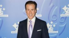Strictly's Anton Du Beke says he was beaten with a belt by his father during childhood