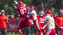 Chiefs' internal competition makes up for the lack of preseason