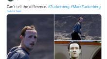 Mark Zuckerberg e la crema sul viso: sui social boom di meme