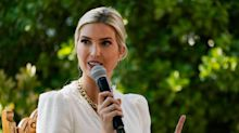 Ivanka Trump accused of 'violating critical ethics law' eight times in two days by US watchdog