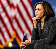 Kamala Harris Labels Trump a 'Drug-Pusher' for Touting Hydroxychloroquine