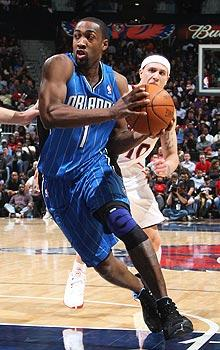 Arenas energized by trade to Magic