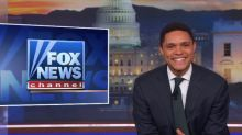 'Daily Show' host Trevor Noah lampoons Fox News' Parkland coverage with his own bad ideas for stopping school shootings (Video)
