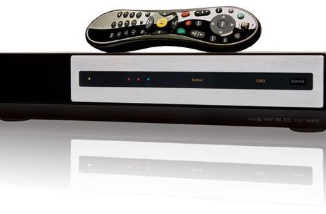 TiVo HD XL DVR: 150 hours of HD recording, $599.99, available now