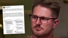 MAFS groom Bryce 'speechless' over on-screen portrayal