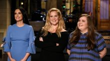 Amy Schumer Goes Full-On Girl Raunch On 'Saturday Night Live'
